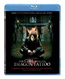 Girl With the Dragon Tattoo [Blu-ray] [Import]