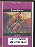 img - for Chapterhouse Dune by Frank Herbert Unabridged MP3 CD Audiobook book / textbook / text book