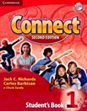 img - for Connect 1 Student's Book with Self-study Audio CD (Connect (Cambridge)) book / textbook / text book
