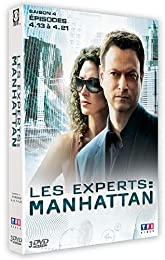 Les Experts : Manhattan - Saison 4 Vol. 2