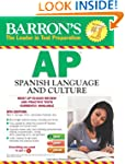 Barron's AP Spanish with MP3 CD, 8th...