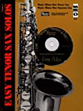 Music Minus One Tenor Saxophone: Easy Tenor/Soprano Sax Solos, Vol. II
