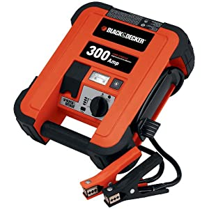 BlackandDecker  Black & Decker JUS300B 300 Amp Low-Profile Jump Starter