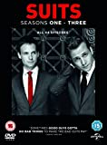 Suits - Season 1-3 [DVD] [2013]