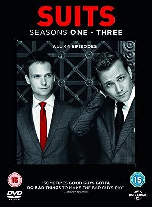 Suits - Season 1-3 [DVD] (inport)