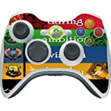> > > Decal Sticker < < < Gryffindor Daring Slytherin Ambition Ravenclaw Wisdom Hufflepuff Loyalty Design Print Image Xbox 360 Wireless Controller Vinyl Decal Sticker Skin By Trendy Accessories