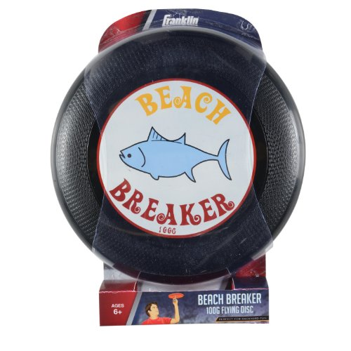 Franklin Sports Beach Breaker 100 Flying Disc - 1
