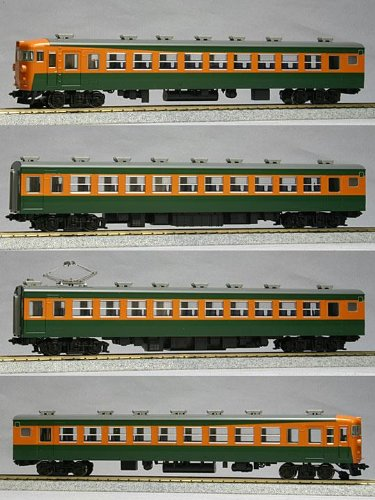 TOMIX HOゲージ HO-060 国鉄153系急行電車 (非冷房・高運転台) 基本セット