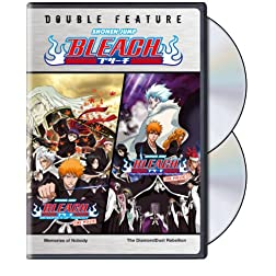 Bleach Movies Double Feature
