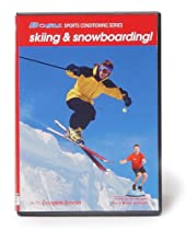 Get Back in Shape with your Bosu with Sports Conditioning Series Skiing & Snowboarding DVD with Douglas Brooks