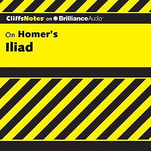 Iliad: CliffsNotes Audiobook