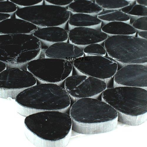marmor-kiesel-optik-mosaik-fliesen-schwarz-poliert-marmormosaik