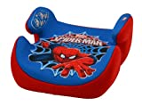 Marvel Racer Topo Luxe 104 141 720 Childs Car Booster Seat with Spider Man Design 15 36 kg ECE Group 2 3