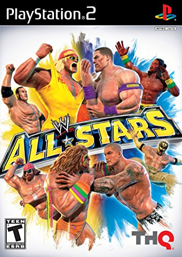 WWE All Stars - PlayStation 2 (Party Warehouse Fort Worth)