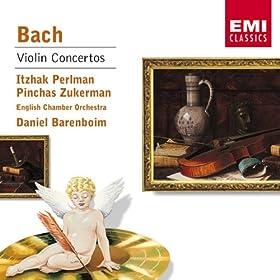 Violin Concerto in E, BWV 1042 (1986 Digital Remaster): II. Adagio