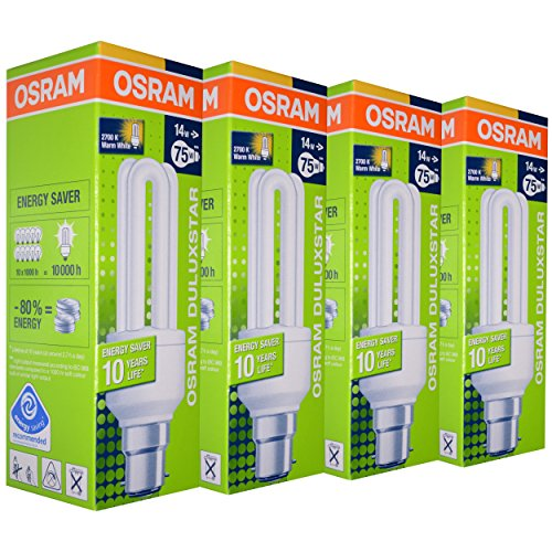 4-x-osram-duluxstar-lumilux-14w-75w-equivalent-bc-b22-b22d-cfl-energy-saving-light-bulbs-bayonet-cap