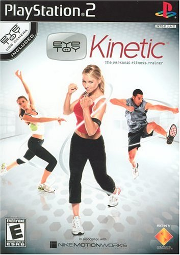 Eye Toy: Kinetic