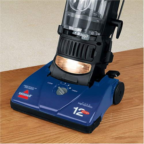 Amazon Com Bissell Powerforce Bagless Upright Vacuum