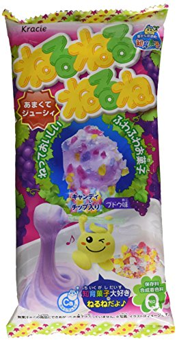 Kracie DIY JAPANESE CANDY MAKING KIT, popin cookin Oekaki Gummy Land (Grape) (Japanese Gummy Making Kit compare prices)