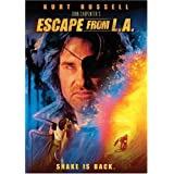 Escape From La [DVD] [1996] [Region 1] [US Import] [NTSC]by Kurt Russell