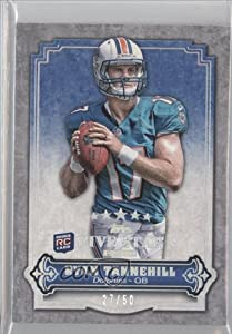 Ryan Tannehill #27 50 Miami Dolphins (Trading Card) 2012 Topps Five Star Club #FSC10 by Topps Five Star Club
