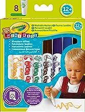 Comprar Crayola 8324 - 8 Rotuladores Gruesos