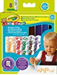 Crayola Beginnings First Markers (8 P...