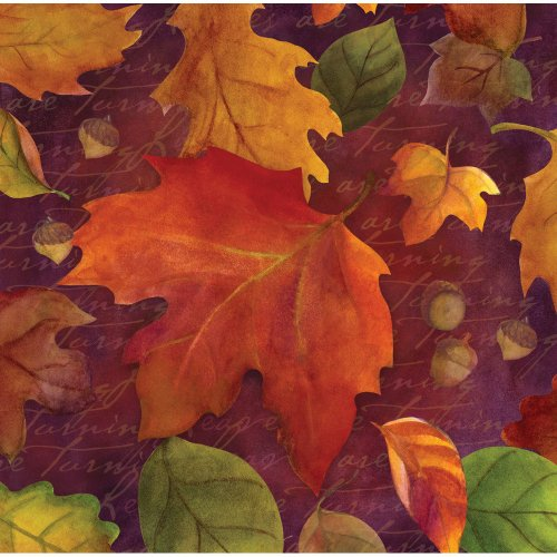Autumn Reverie Beverage Napkins - 1