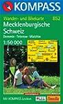 Mecklenburgische Schweiz: 1:50.000. W...