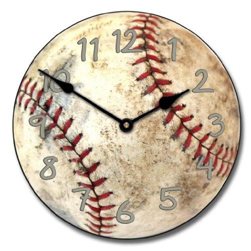 Baseball Clock, 12