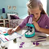 Educational Insights Nancy BS Science Club Microscope & Activity Journal
