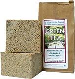 Sallye Ander Green Tea Soap Quantity Single Bar