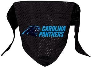 Hunter MFG Carolina Panthers Mesh Dog Bandana, Large