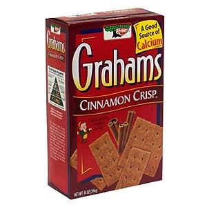Tele-Graham Crackers Recipe — Dishmaps