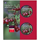 Boots Cranberry Selection Gift Set With Body Wash Body Scrub And Body Butter