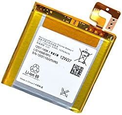 GnG Mobile Battery lt30p for Sony Xperia T Xperia L (White)