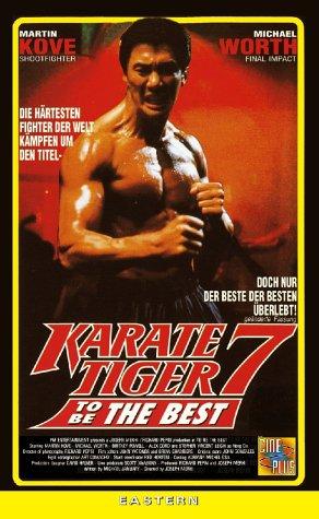 Karate Tiger 7 [VHS]