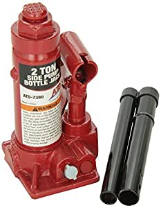 Advanced Tool Design Model  ATD-7380  2 Ton Bottle Jack