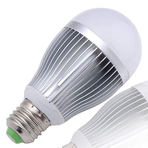 How Nice Led Globe E27 3 Years Warranty Super Bright Led Lamp Bulb E27 Standard Base Socket Warm White Led Light Bulb Equivalent To 60-90W Incandescent (560-700 Lumen) -This Is 7W 85V-260V Led Bulb Lamp Off Grid E27 Led System Low Voltage Led Light Bulb D