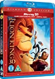 Image de The Lion King (Blu-ray 3D + Blu-ray) [UK Import]