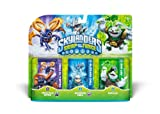 Skylanders SWAP Force Triple Character Pack 2: Mega Ram Spyro, Blizzard Chill, Zoo Lou