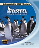 Antarctica: An Adventure of a Different Nature (IMAX) [Blu-ray]
