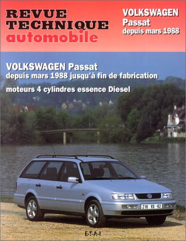 livre revue technique automobile volkswagen passat de. Black Bedroom Furniture Sets. Home Design Ideas