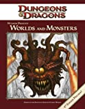 img - for Wizards Presents: Worlds and Monsters (D&D Supplement) book / textbook / text book