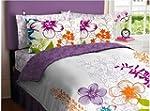 Purple, Green, Orange & White Girls M...
