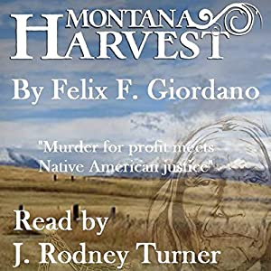 Montana Harvest Audiobook