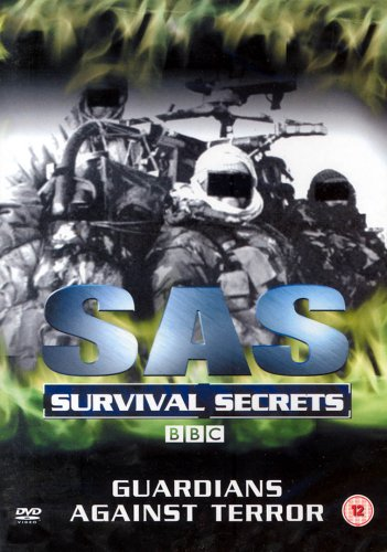 Sas Survival Secrets - Guardians Against Terror [Import anglais]