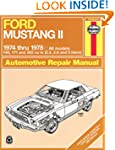 Ford Mustang II, 1974-1978: All model...
