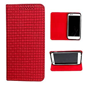 For Samsung Galaxy Grand Max - DooDa Quality PU Leather Flip Case Cover With Smooth inner Velvet To Keep Screen Scratch-Free