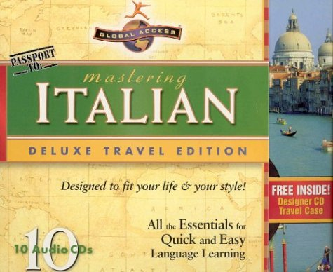 Passport to Mastering Italian (Global Access) (Italian Edition)